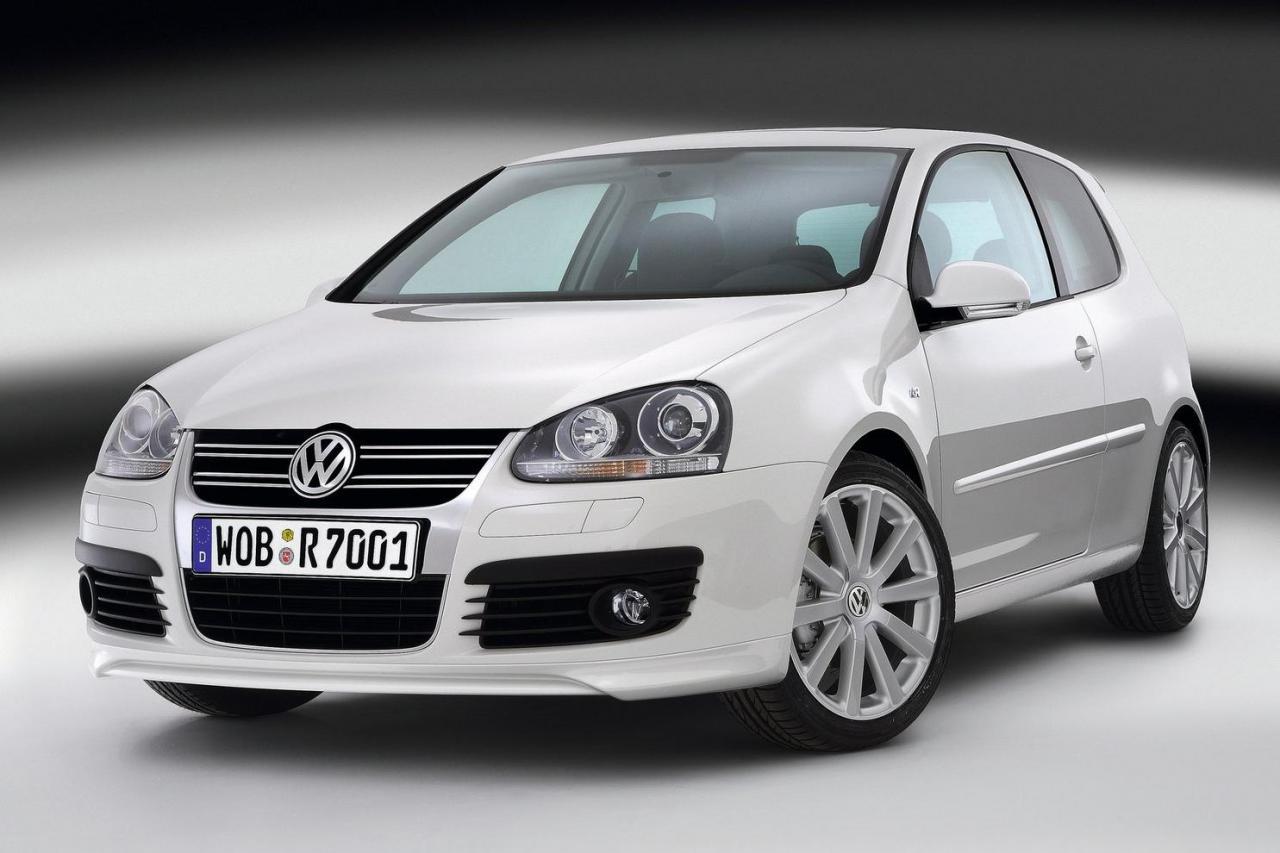 Volkswagen Of America >> VW Volkswagen Golf A5 Typ 1K, 5. generace