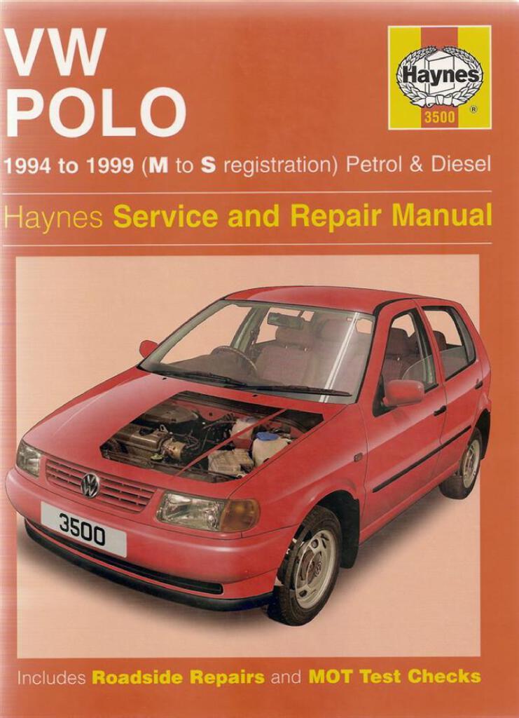 1994 1999 Vw Polo Iii Haynes Workshop Manual Pdf  49 4 Mb