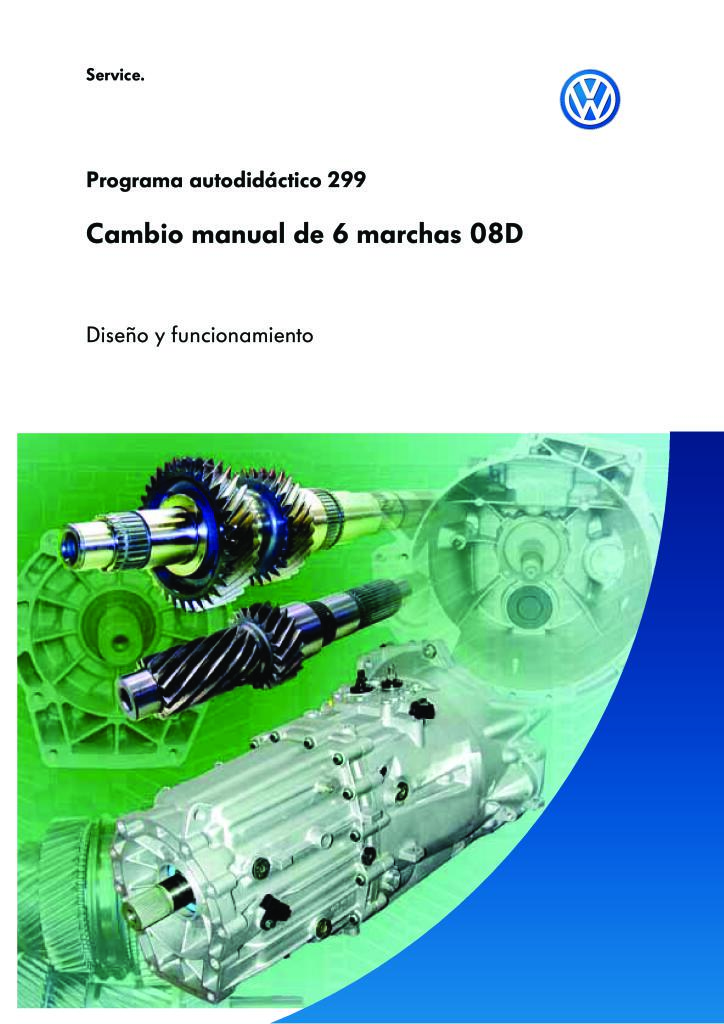 touareg ssp 6 speed manual transmission repair manual ...